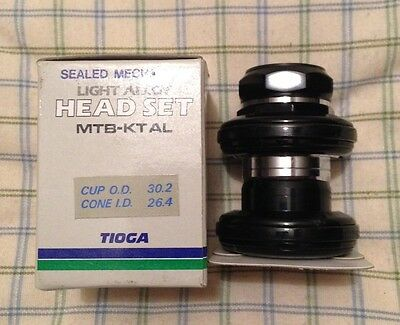 Tioga Headset NOS vintage old school mountain bike headset Retro Mountain Bike