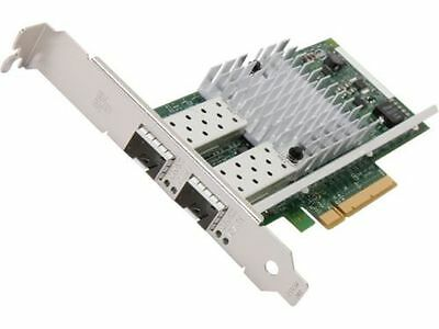 Intel X520-DA2 10Gbps Dual Port SFP+ Ethernet Network Adapter 10GbE NIC E68793