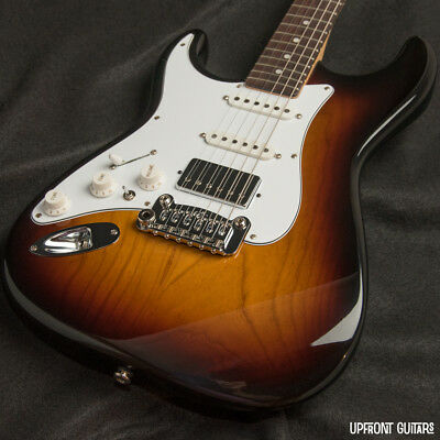 New G and L G&L Legacy HSS Tobacco Sunburst Left Handed Ships Worldwide