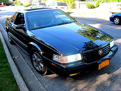 2001 Cadillac Eldorado ETC 2001 Cadillac Eldorado ETC 4.6L - 300HP Touring Coupe