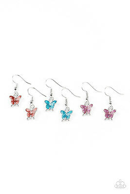 New Paparazzi Girls Earrings 5 different colors