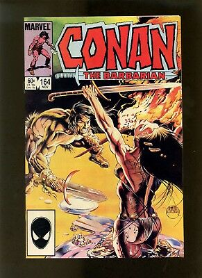 Conan the Barbarian #164 VF+ Gil, Roussos, Kwapisz