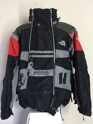 740d4a311 THE NORTH FACE Steep Tech Apogee Jacket L Black Red
