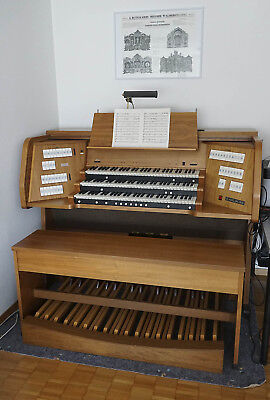 Orgel Ahlborn DS 36