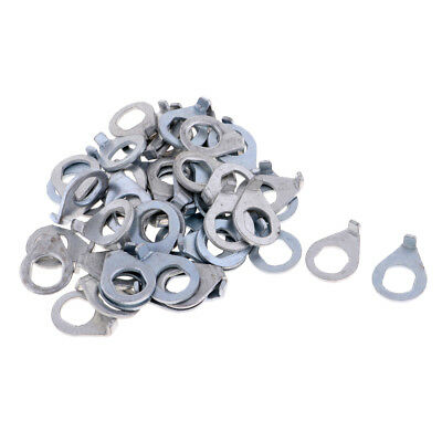 50Pcs For Bicycle Front Wheel Durable Safety Washer Hook Bike Hub Retaining Clip