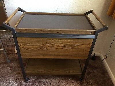 Hostess Trolley, Used, From The 70s, now surplus to Requirements.