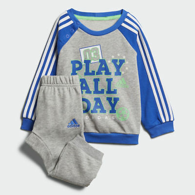 Adidas Infants Graphic French Terry Jogger Boys Suit  NEW DJ1573  BNWT