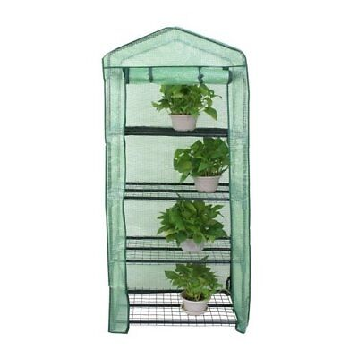 Zeny 0.5 Ft. W x 1.57 Ft. D Mini Greenhouse