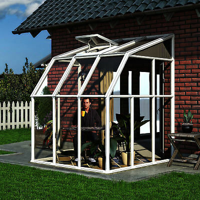Rion Greenhouses Sun Room 2 6.5 Ft. W x 6.5 Ft. D Greenhouse