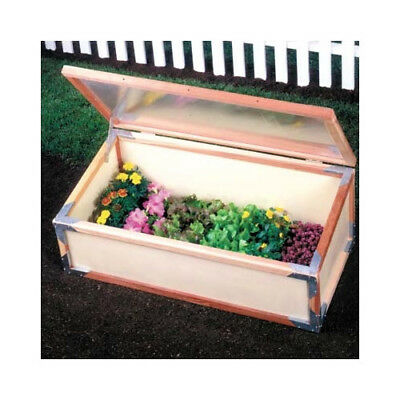 Sunshine Gardenhouse GardenStarter 4 Ft. W x 2 Ft. D Cold-Frame Greenhouse