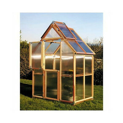 Sunshine Gardenhouse Mt. Hood 6 Ft. W x 4 Ft. D Greenhouse