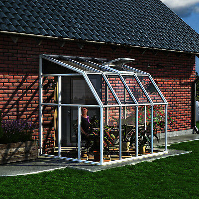 Rion Greenhouses Sun Room 8.1 Ft. W x 6.5 Ft. D Greenhouse