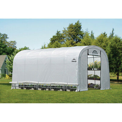 ShelterLogic GrowIT 12 Ft. W x 20 Ft. D Greenhouse