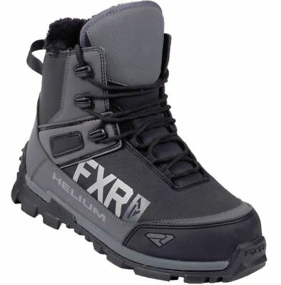 FXR Men's Helium Outdoor Snowmobile Speed Short Boots 11 12 13 190718-1008