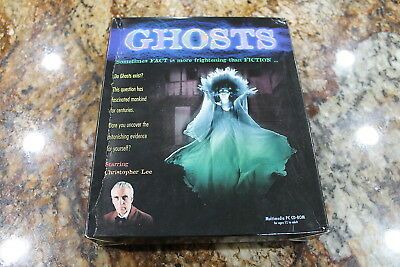 Ghosts PC Game in Retail Box
