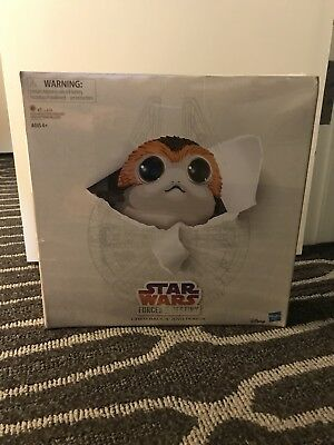 SDCC 2018 Exclusive Hasbro Star Wars Forces of Destiny Chewbacca w Porg Family