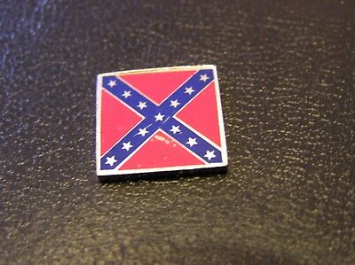 SILVER INGOT of the CONFEDERATE BATTLE FLAG 1861