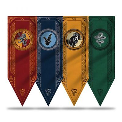 Harry Potter - Wizardry House Banner - Slytherin