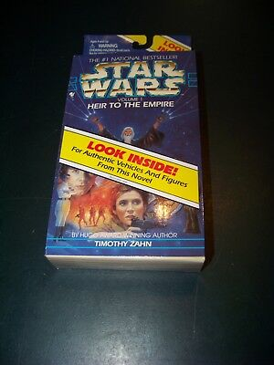 """Star Wars Micro Machines """"Heir to the Empire"""" - Epic Collection  NIB"""