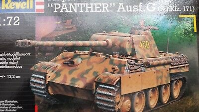 """PzKpfw V """"Panther"""" Ausf. G - Revell 03171"""