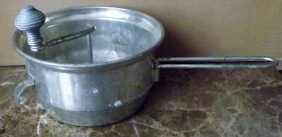 Foley Food Mill Potato Ricer Pumpkin Masher Strainer Applesauce Stainless 3.5 Qt