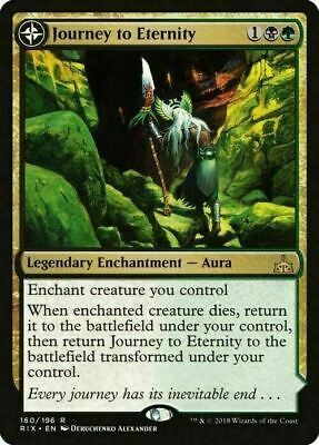 Journey to Eternity ~ Rivals of Ixalan ~ MINT/NearMint ~ Magic The Gathering MTG
