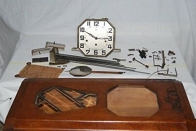 Carillon Odo n°36 8 tiges 8 marteaux westminster French chime clock