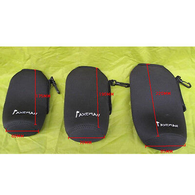 Camping Hiking Water Bottle Bag Sleeve Neoprene Bottle Cover Insulator Sport