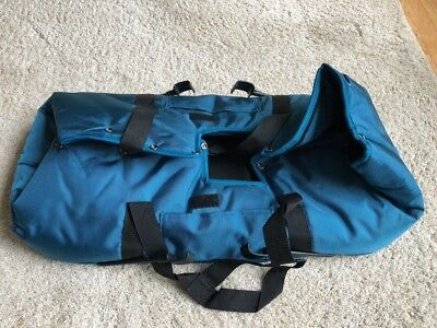 Baby Jogger City Select Bassinet Kit, Teal - hardly used