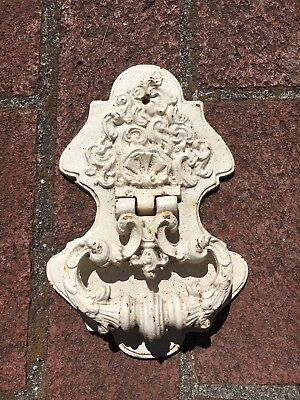 Vintage Metal Door Knocker