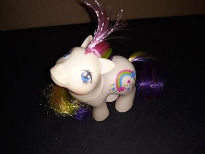 My Little Pony Mon Petit Poney Mein Kleines Pony G1 EURO/UK Baby Starbow