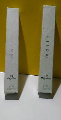 Lot of 2 Mally Lip Magnifier In Punch. Brand New In Boxes. k19b x2
