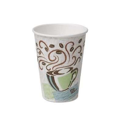 Dixie PerfecTouch Insulated Paper Cups, Coffee Haze  16 oz. 50 ct.