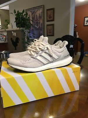 ced35be93 Adidas Ultra Boost 1.0 cream chalk men s running shoes Cream size 12 2.0 3.0