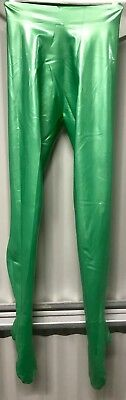 Rubber 55 Latex Stocking Tights Pants Small