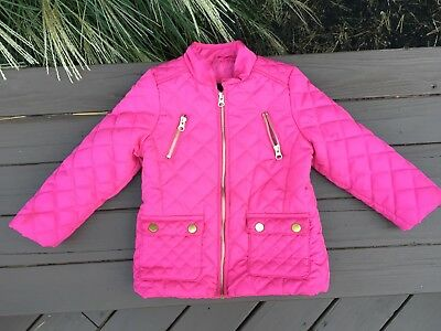 Toddler girls barn jacket 4T