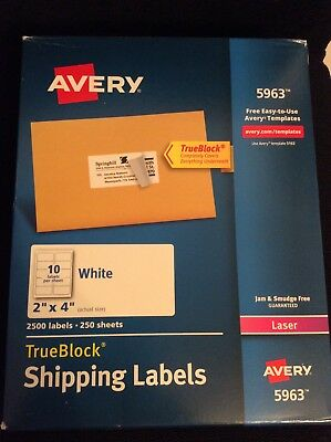 office depot shipping labels 2 x4 5163 17 99 picclick