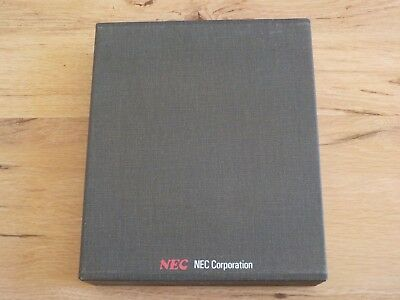 NEC APC Advanced Personal Computer MS-DOS 3.3 User Guide