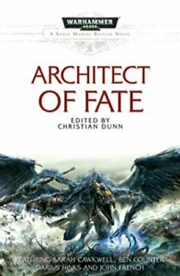 Architect of Fate (Space Marine Battles) Book The Cheap Fast Free Post