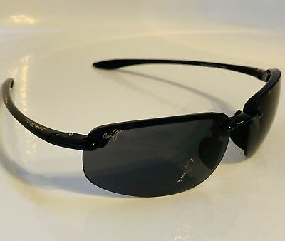 1a9bdb4936a 🔥30% OFF SALE🔥 Maui Jim HOOKIPA Sport Sunglasses MJ 407-02 Gloss ...