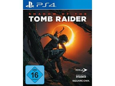 Shadow of the Tomb Raider - [PlayStation 4] - SEHR GUT