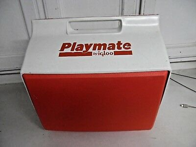 Vintage Retro Playmate Cooler By Igloo