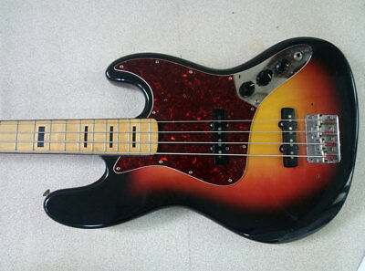 GRECO JAZZ BASS Japan vintage,made in japan