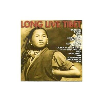 Various - Long Live Tibet - Various CD IVVG The Cheap Fast Free Post The Cheap