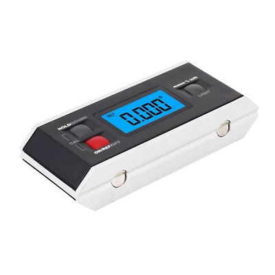Digital Portable Protractor Angle Gauge Finder Bevel Box Inclinometer Level