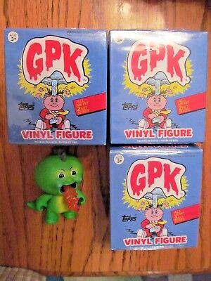 GARBAGE PAIL KIDS~Vinyl Figure Series 2~LOT~3 Blind Boxes PLUS Fryin' Ryan~NEW