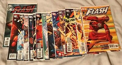 The Flash # 1 - 13, All Flash # 1 ( Complete Run, 14 Issues, DC, 2006 )