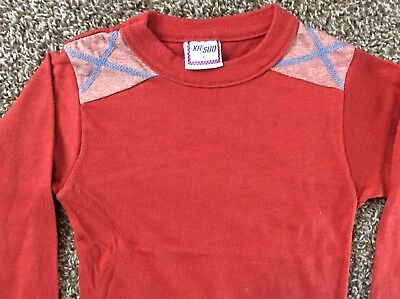 Vtg 70s 80s XR500 Long Sleeve T-Shirt Youth Kids Boys Size 6