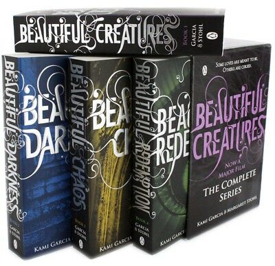 beautiful creatures series  [EPUB][PDF][KINDLE][ENGLISH]