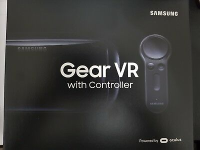 Samsung Gear VR with controller New Sealed in Box